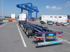 Container Carrier CC-45-3-S Containerauflieger | Containerchassis