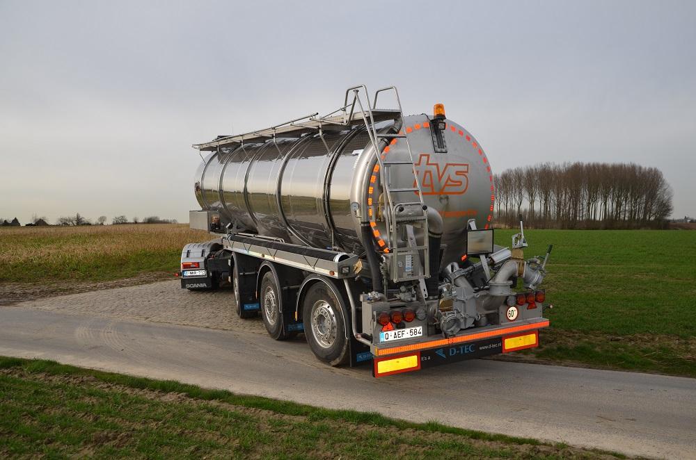 tankauflieger fv2006 r295 tankauflieger tankchassis trailertec d tec containerauflieger. Black Bedroom Furniture Sets. Home Design Ideas