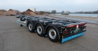 Portmaster PM-3-S Containerauflieger | Containerchassis